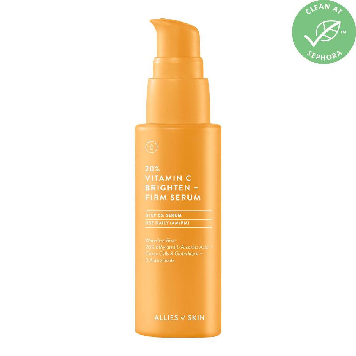 Allies of Skin 20% Vitamin C Brighten Firm Serum
