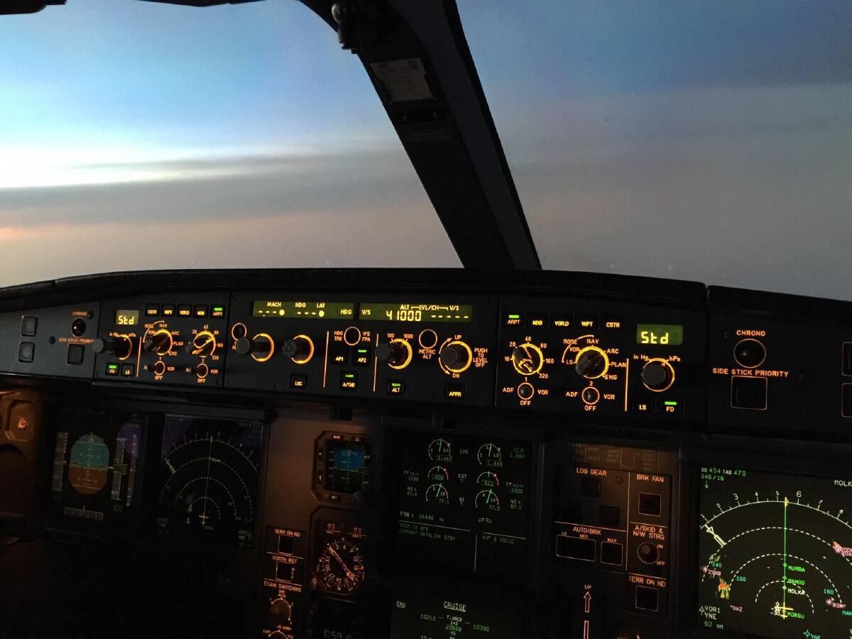 ห้องคนขับเครื่องบิน