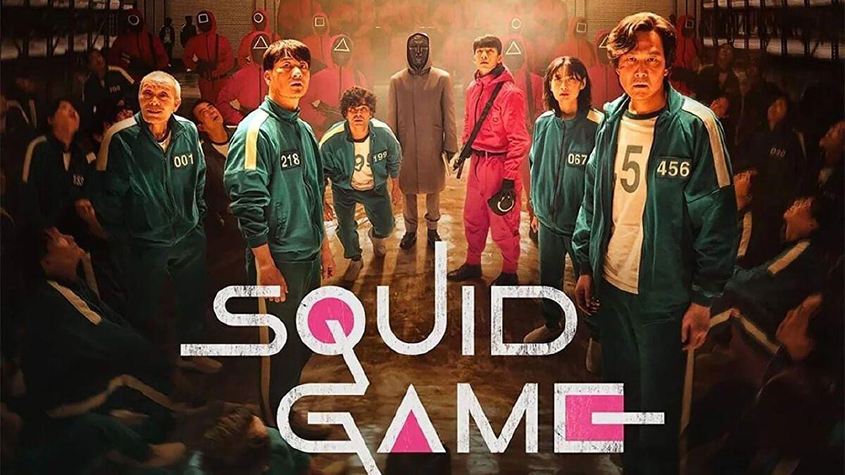 Squid Game ซีรีส์ Netflix