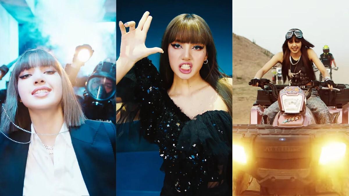 ลิซ่า BLACKPINK กับเพลงโซโล่ครั้งแรก LALISA ยอดวิว 9.1 ล้าน ใน 1 ชม.