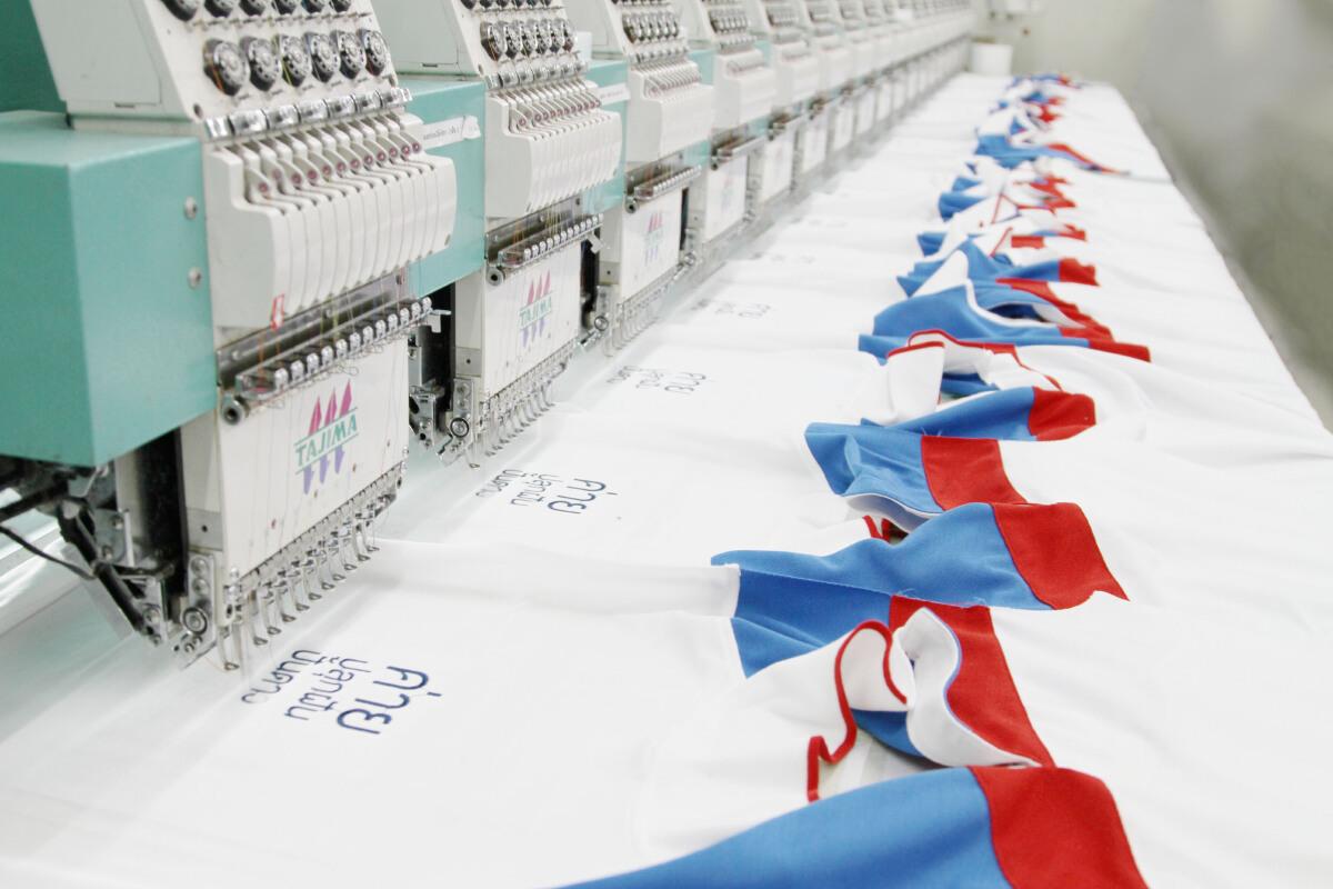 PMK Polomaker อันดับหนึ่งเรื่องเสื้อโปโล ยูนิฟอร์ม ผู้ผลิตครบวงจรตัวจริง
