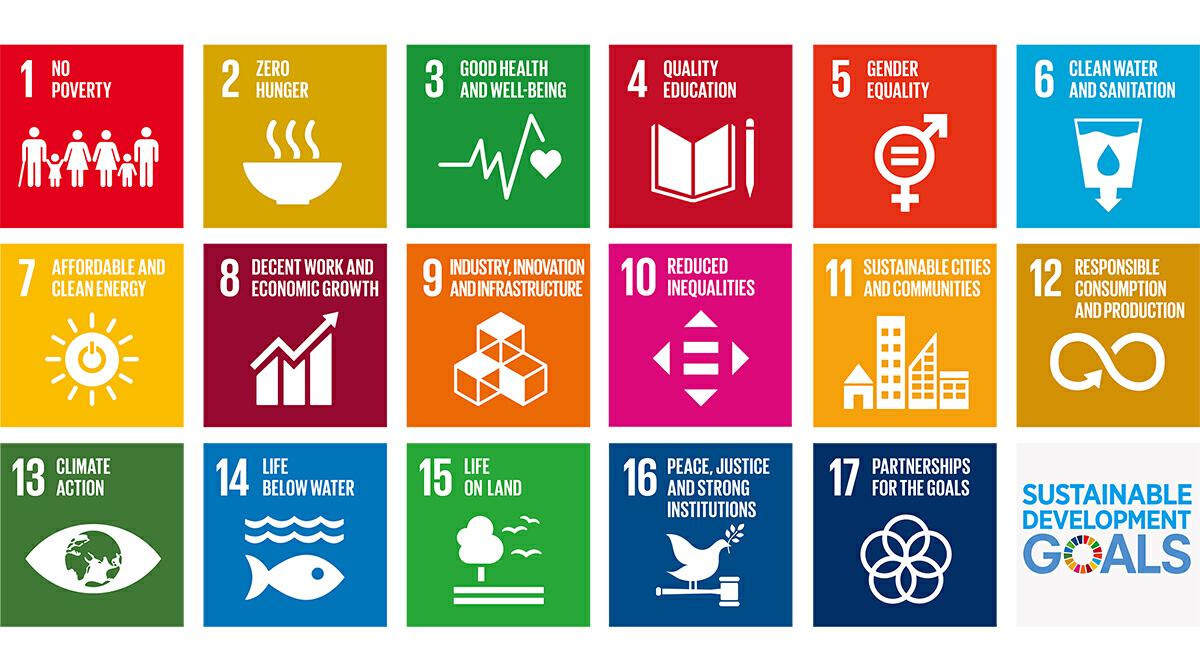 SDGs 17 ประการ