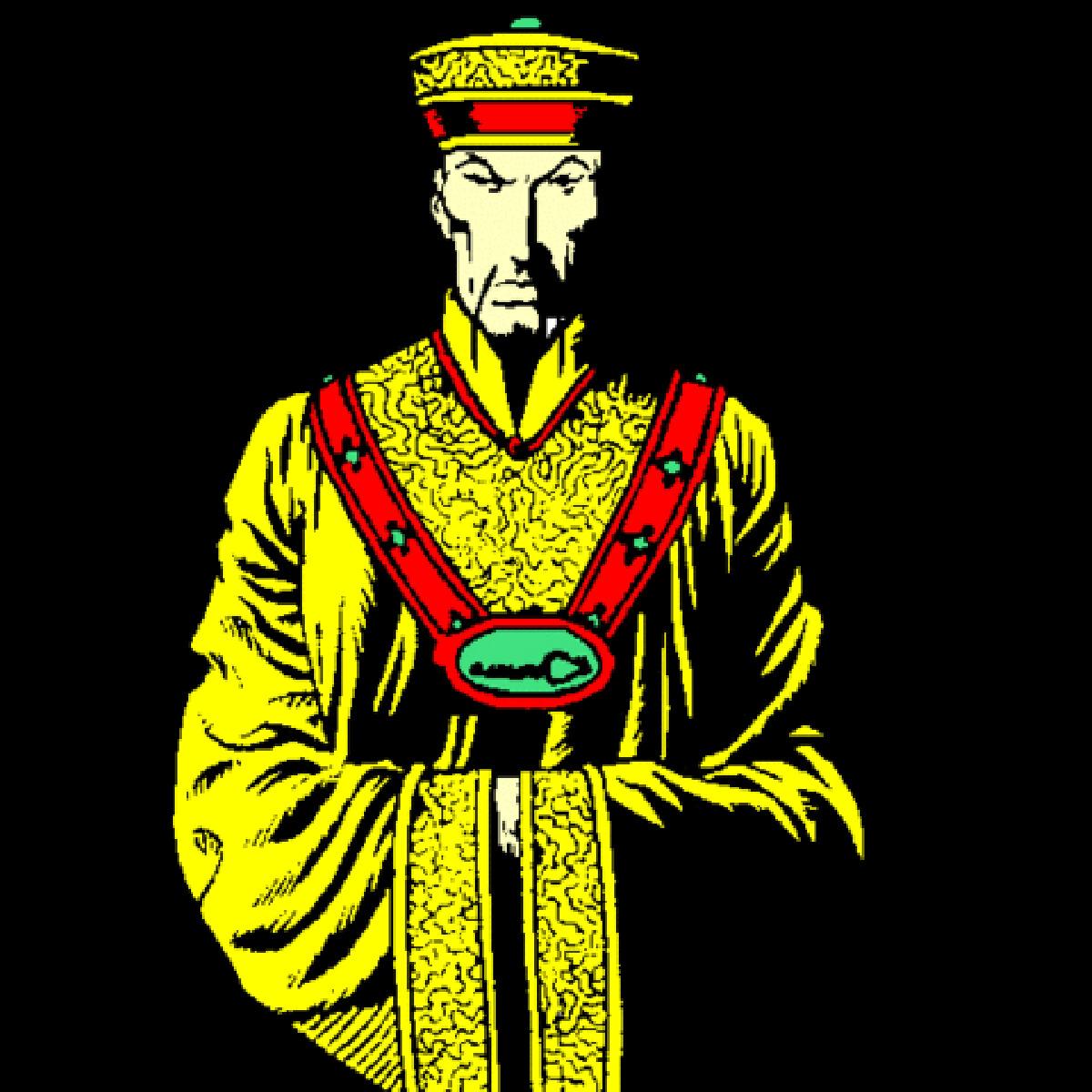 Fu Manchu ฉบับมาร์เวล คอมิกส์ ใน Shang-Chi (ชาง-ชี)