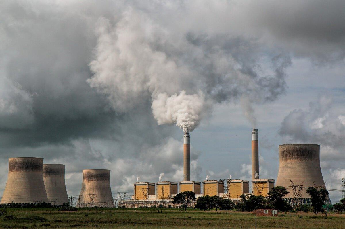 ประเทศไทยปล่อยก๊าซคาร์บอนไดออกไซต์และมลพิษทางอากาศ 263 ล้านตันต่อปี