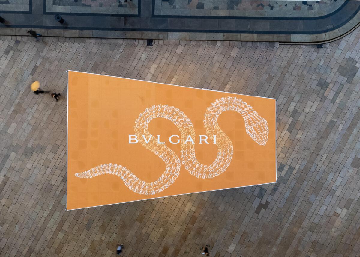 เปิดความยิ่งใหญ่อีเวนต์ BVLGARI ที่ ลิซ่า BLACKPINK ไม่ได้ไปร่วมงาน