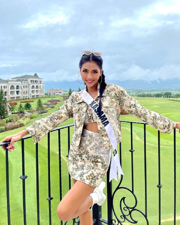 ส่องแฟชั่นลุคเข้าป่าของ 6 ตัวเต็ง Miss Universe Thailand 2021