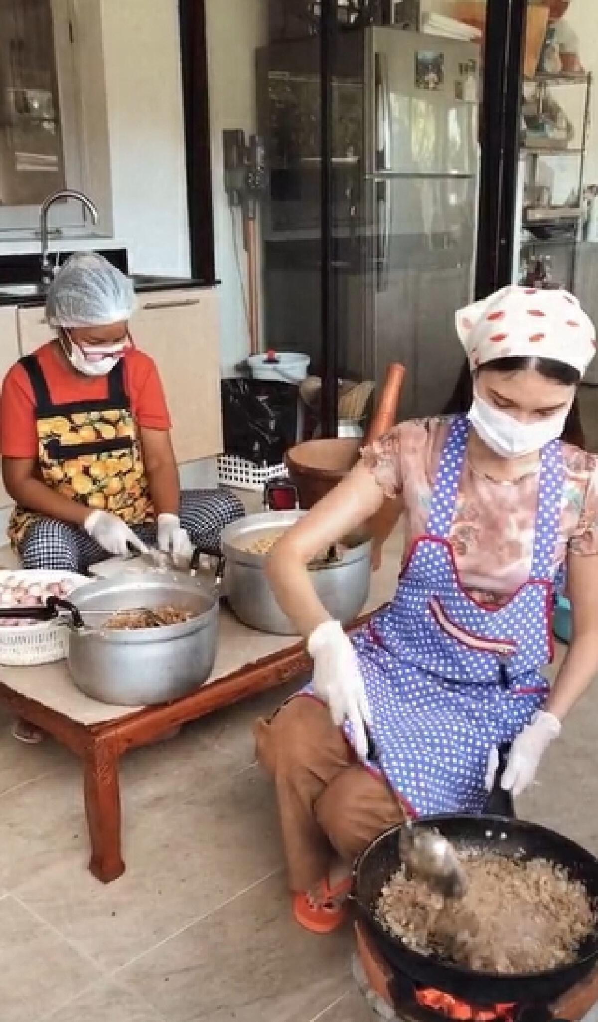 ซาร่า คาซิงกินี ชีวิตต้องสู้! ขายน้ำพริกแจ่วบองสูตรคุณยาย เลี้ยงครอบครัว