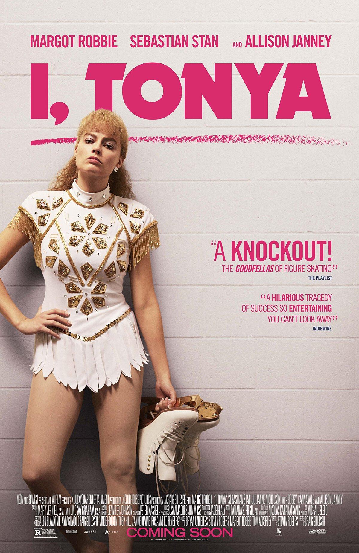 มาร์โกต์ ร็อบบี้ แสดงอย่างยอดเยี่ยมในภาพยนตร์ I, Tonya