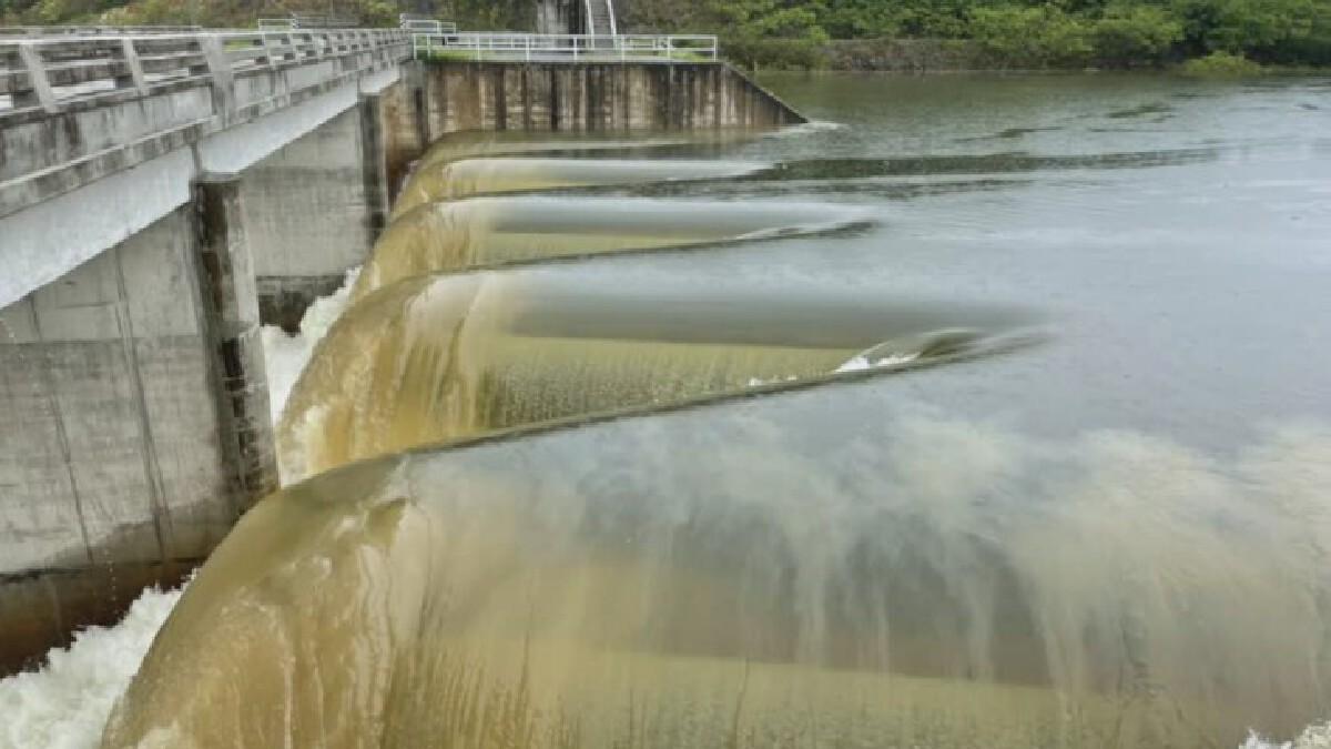 กรมชลประทาน เผย 3 อ่างเก็บน้ำขนาดใหญ่ เสี่ยงวิกฤตปริมาณน้ำมากเกิน 100 %