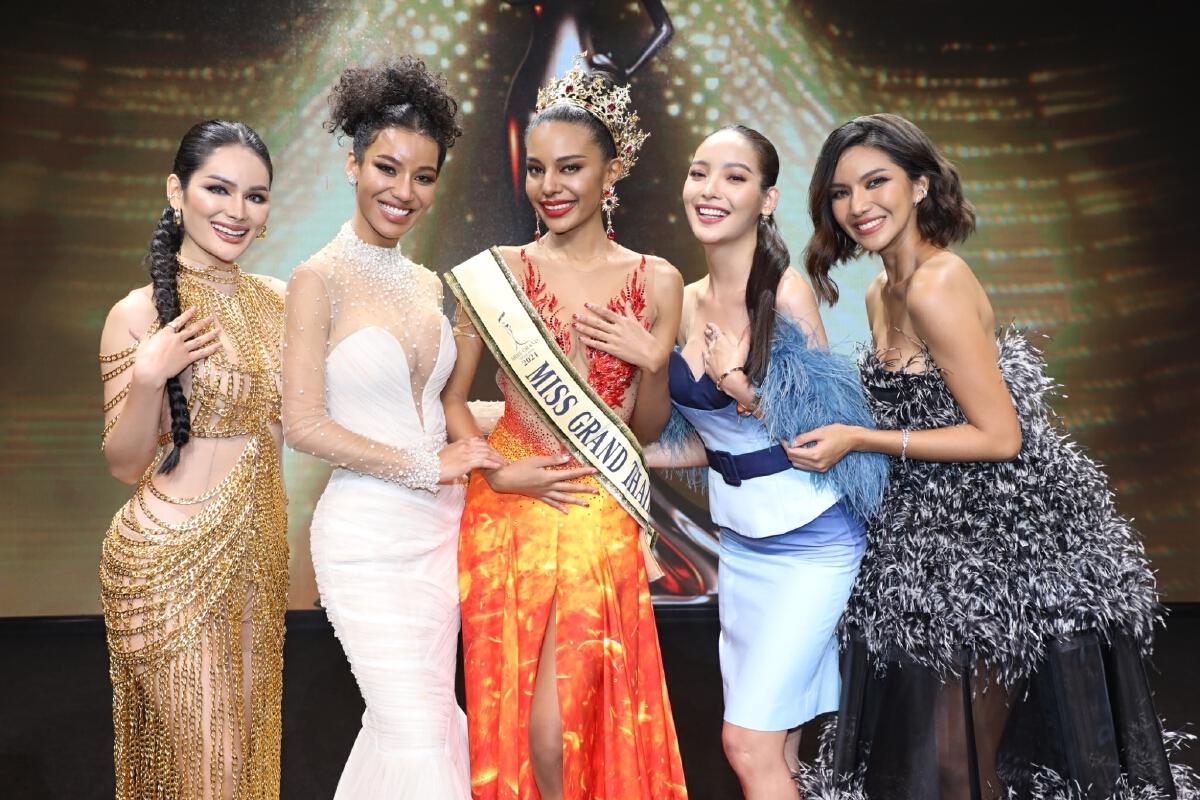 ณวัฒน์ อิสรไกรศีล ประกาศความพร้อมจัดงานประกวด Miss Grand International 2021