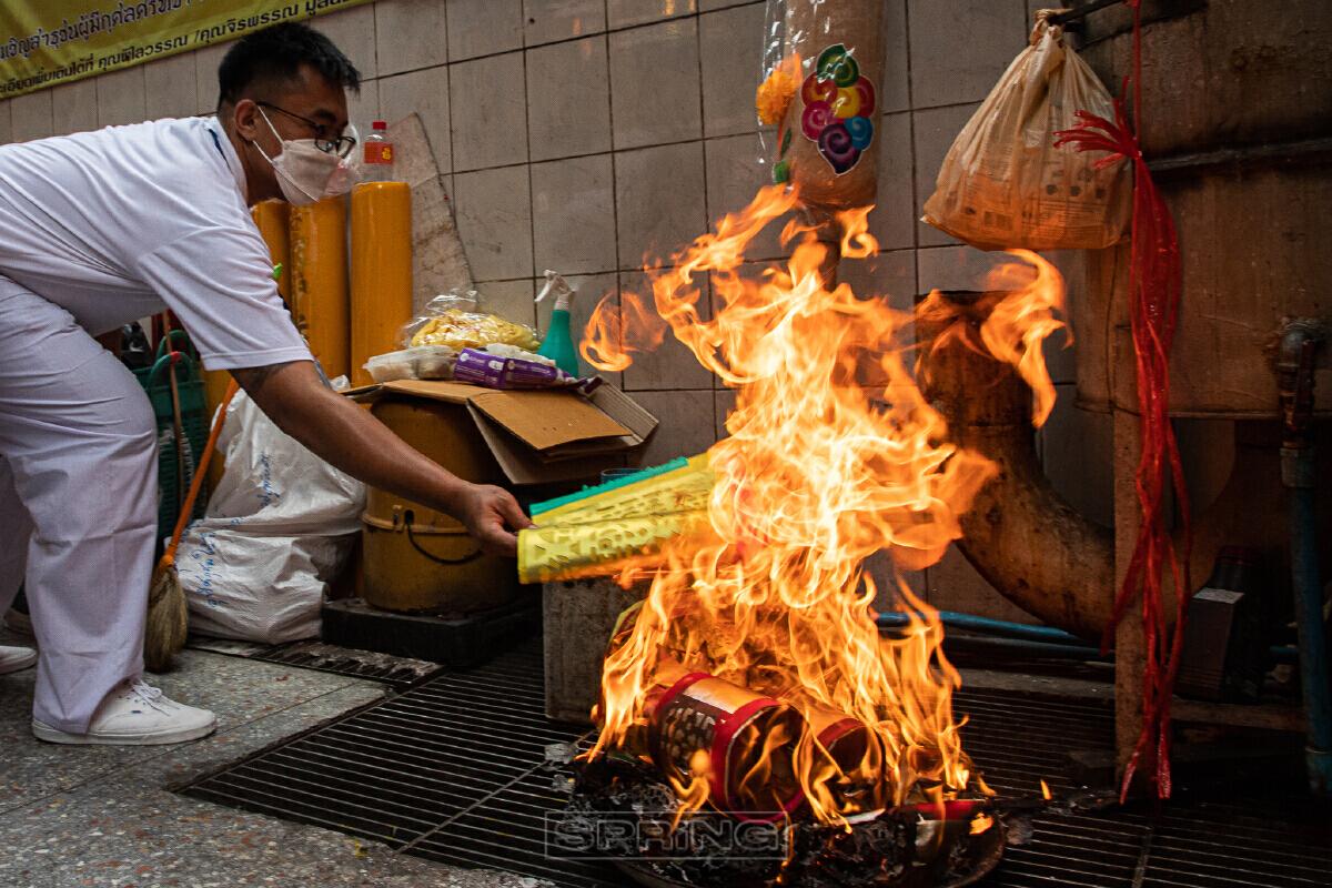 เทศกาลกินเจ 2564 เยาวราชงดจัดงานประจำปี มีเพียงแต่ละเปิดร้านขายกันเอง