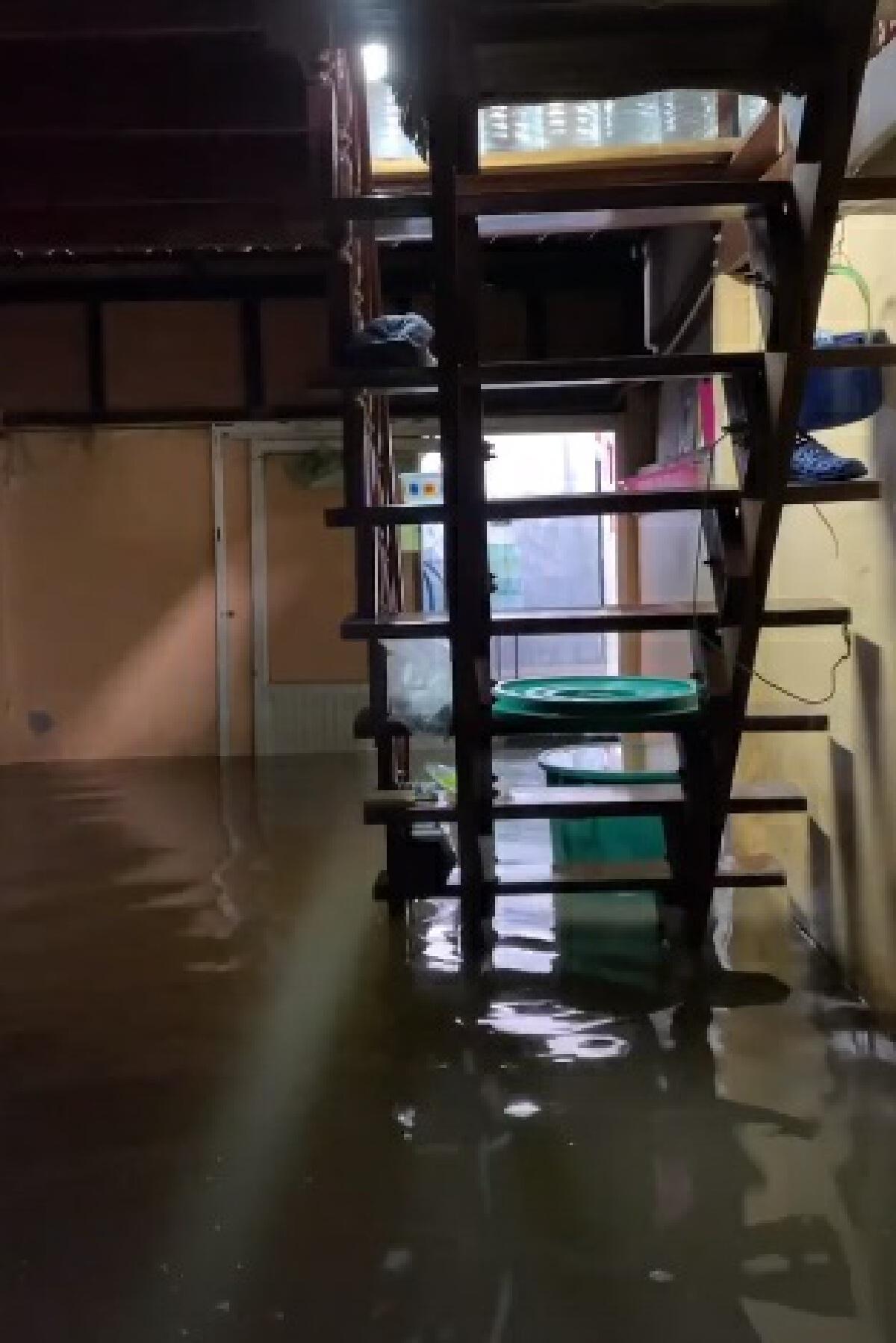 มิกค์ ทองระย้า เผยสภาพบ้านที่สระบุรี หลังน้ำลด ลั่นท่วมหนักสุดในรอบ 10 ปี