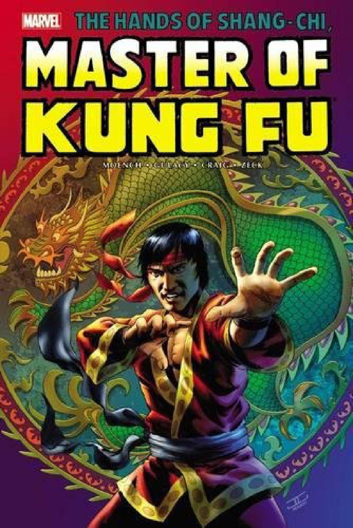 Shang-Chi Master of Kung Fu