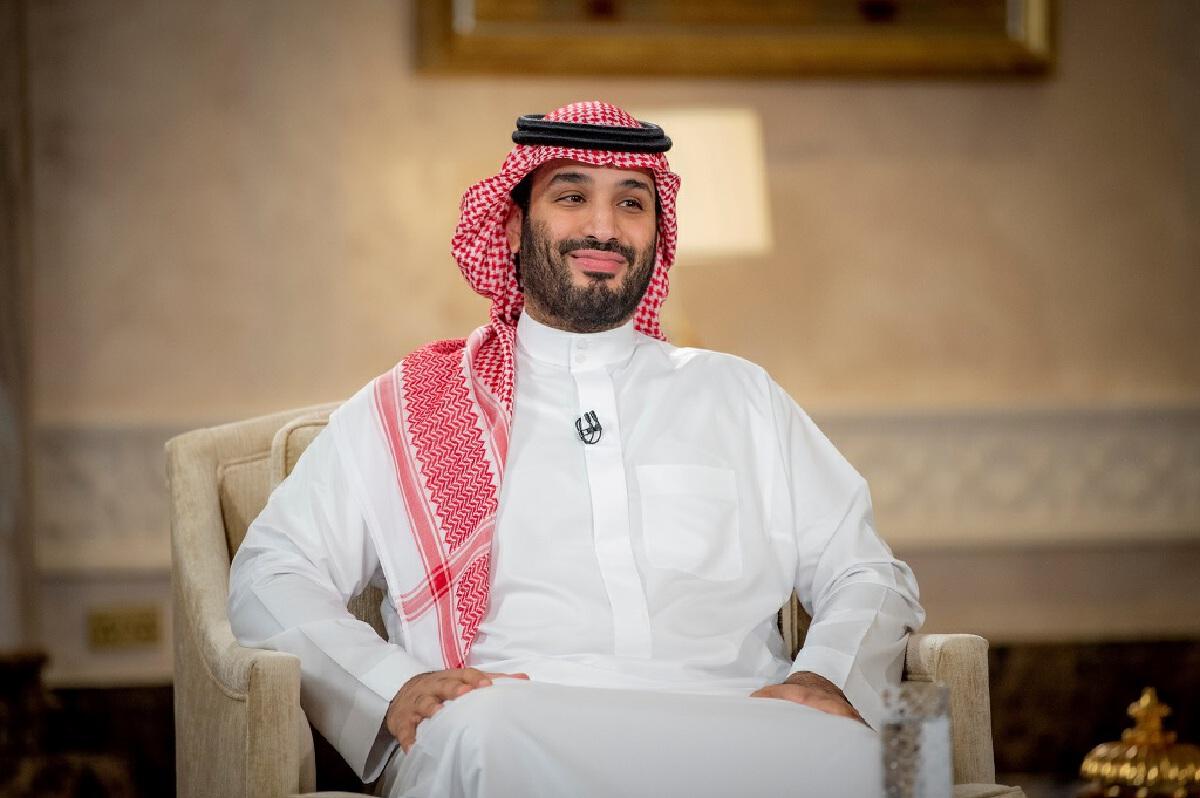 เจ้าชาย โมฮัมเหม็ด บิล ซัลมาน (Mohammed bin Salman)