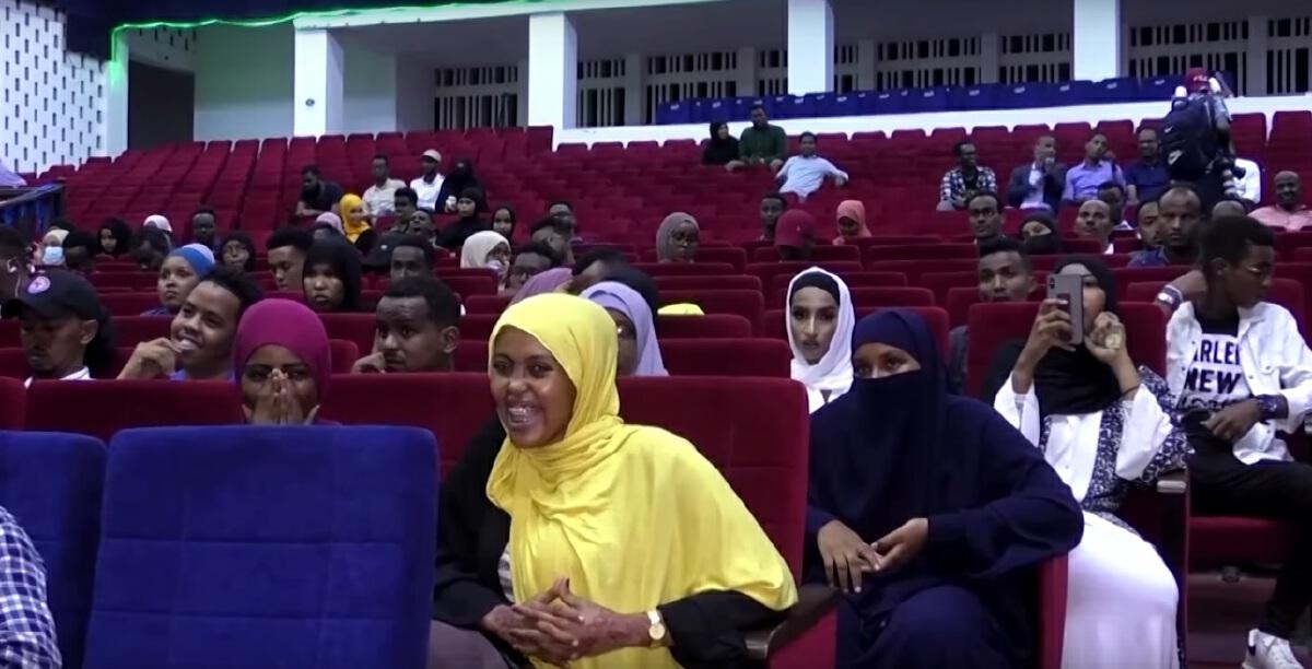 โรงภาพยนตร์แห่งชาติโซมาเลีย กลับมาให้บริการครั้งแรก ในรอบ 30 ปี