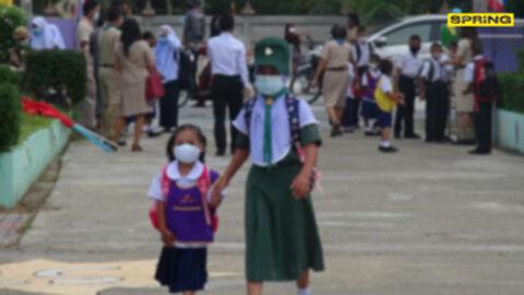กทม. ฉีดวัคซีนนักเรียนกลุ่มเสี่ยง 2,000 ราย ไม่พบผลข้างเคียง