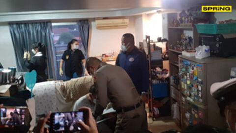ตำรวจบุกค้น รวบแก๊งทุจริตลงทะเบียนฉีดวัคซีนโควิด-19