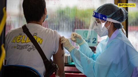 สธ. คาดฉีดวัคซีนโควิดเข็ม 3 ครบจบภายใน 1 เดือน เริ่ม 24 ก.ย.นี้